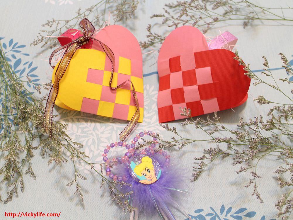 DIY小物︱愛心萬用提籃:適合婚禮、野餐、送禮、親子手作,隨心所欲搭配自己喜歡的顏色