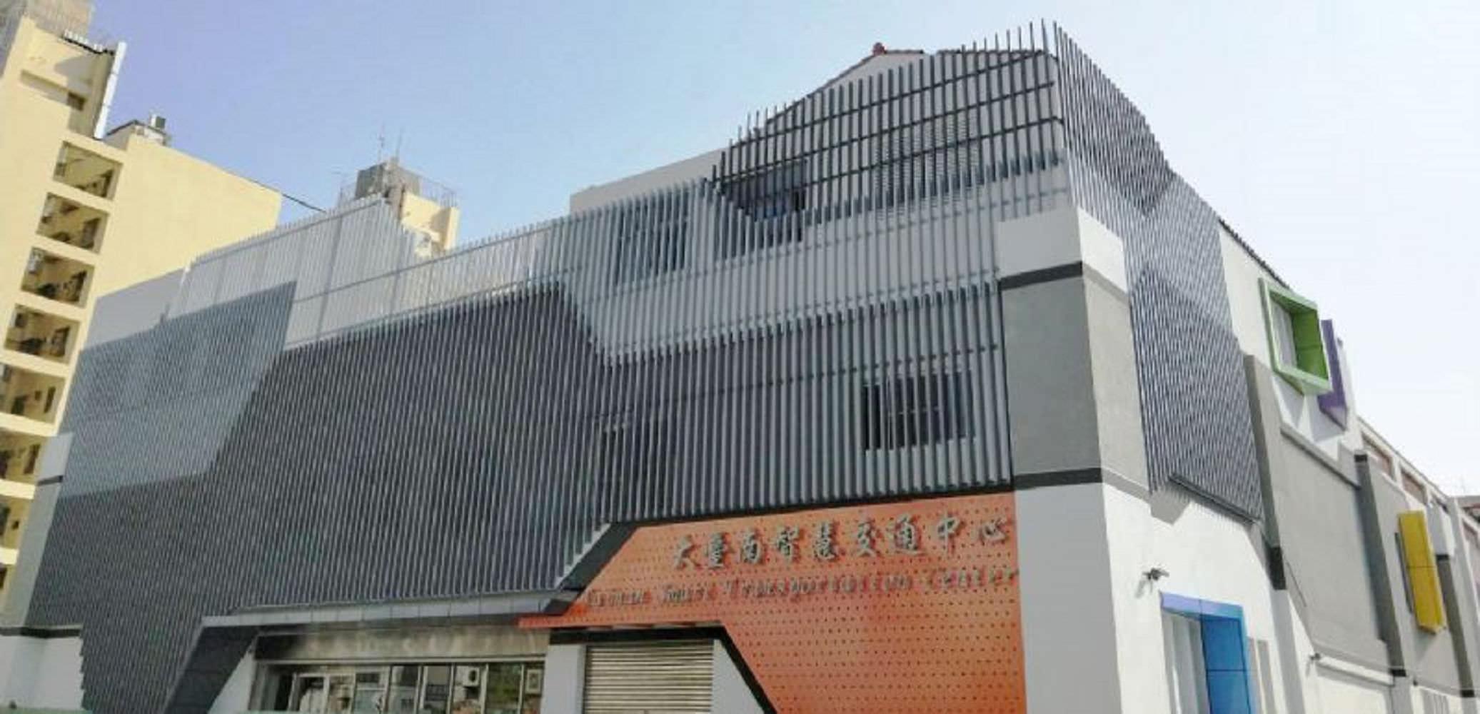 台南景點︱台南親子活動:大臺南交通教育主題館設有兒童駕駛體驗區,內附預約流程步驟