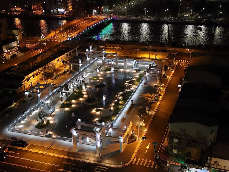 台南新景點︱河樂廣場The Spring:台南人的記憶,化身為世界7大令人期待公園