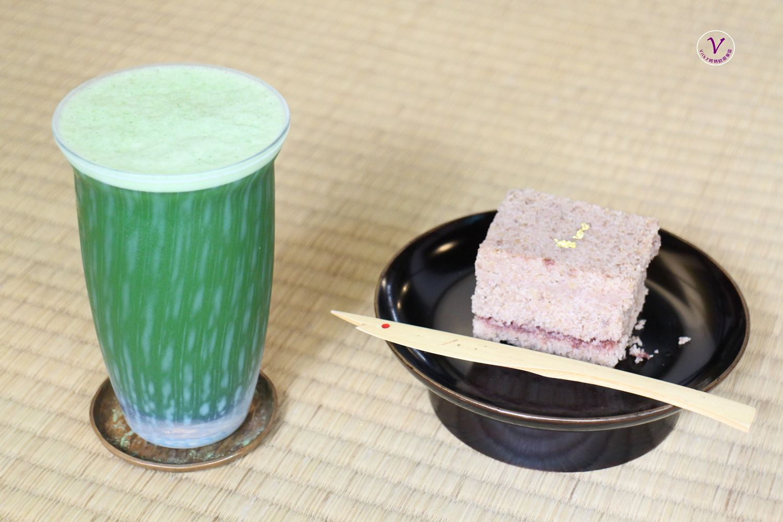 台南美食︱秒飛日本品嘗道地抹茶:位於小巷弄的衛屋茶事好日式