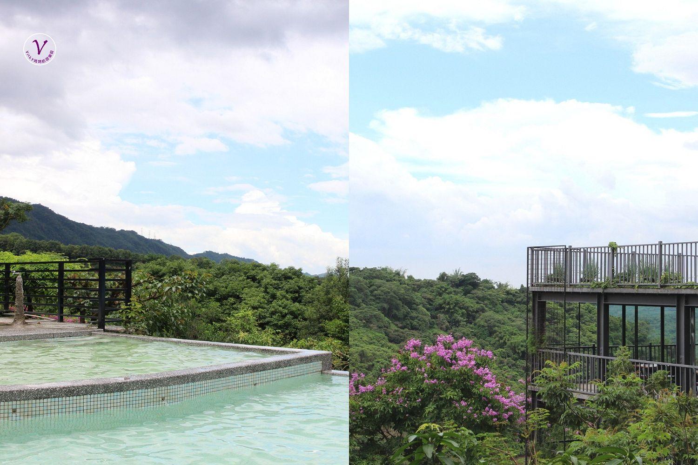 台南景點︱仙湖休閒農場:無邊際泳池、沙坑、鞦韆、草坪、步道、動物互動,在這邊可以待上一整天