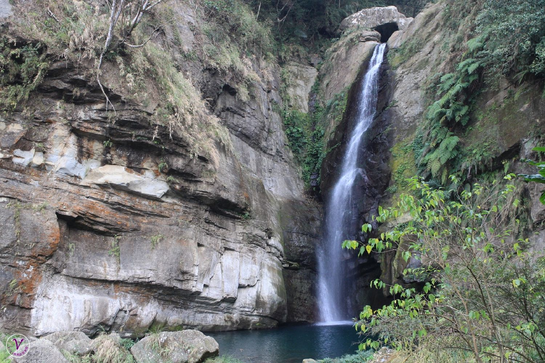 嘉義景點︱雲潭瀑布步道:只要10分鐘就可以抵達的瀑布,夏天就是要這樣透心涼