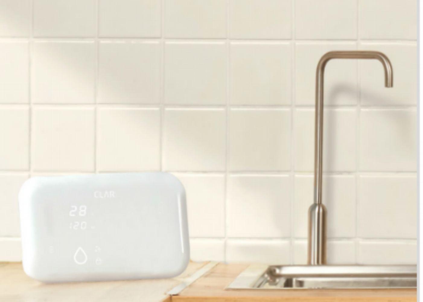 淨水器推薦-CLAR瞬時調溫淨水器精緻有質感