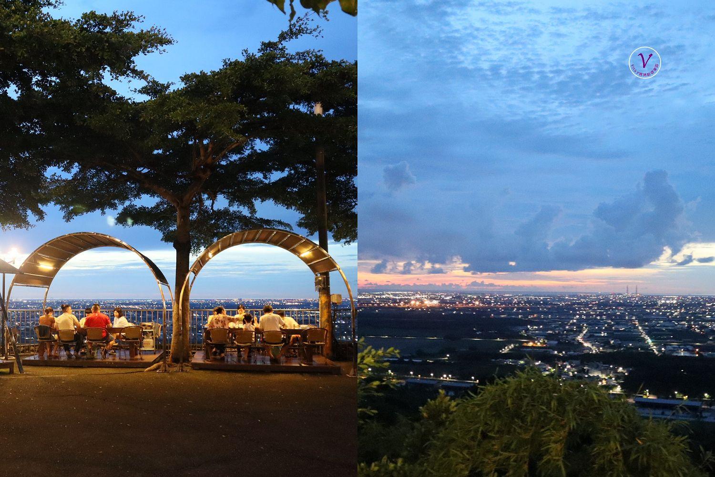 高雄景觀餐廳︱庭軒茶坊:擁有180度視野的景觀餐廳,一面泡茶,一面欣賞晚霞和夜景