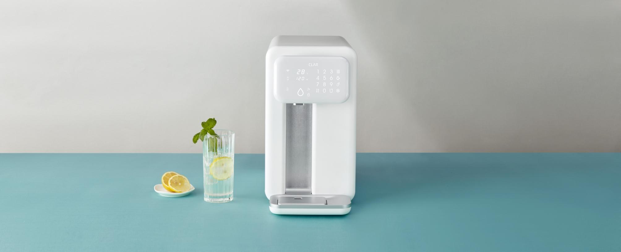 CLAR - 瞬時調溫淨水器