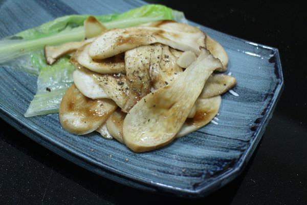 美麗廚房‧烤箱大發威‧烤杏鮑菇