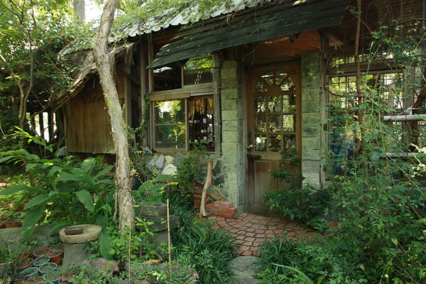 台南旅遊景點︱千畦種子博物館:連日人都瘋傳的景點,超像宮崎駿電影裡的場景,一生必造訪一次