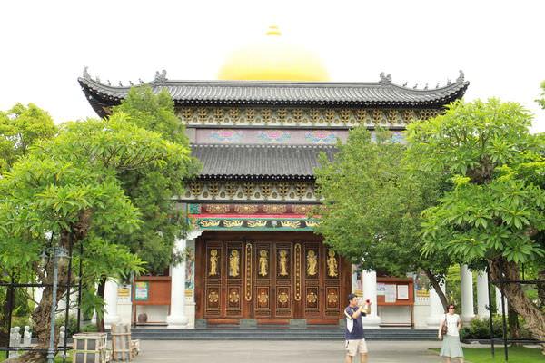 台南景點︱楠西景點︱玄空法寺:廟堂建築之美