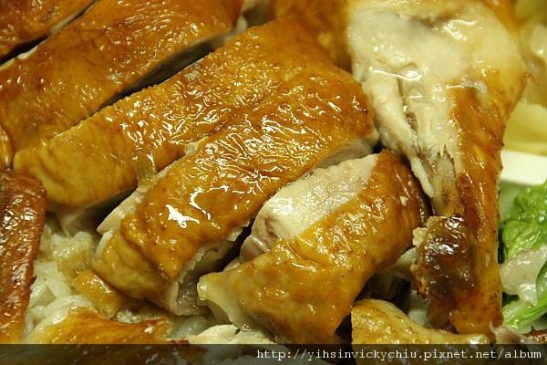 台南北區~王記好吃雞肉(好大一個便當)