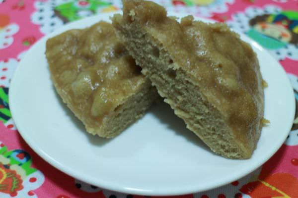 親子料理︱黑糖蛋糕DIY:無添加,簡單做簡單吃