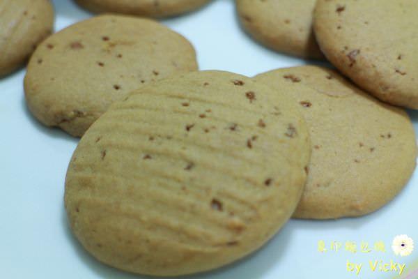 美麗廚房‧(蛋哥說)我都自己做麵包‧象印麵包機真好使-原味餅乾X巧克力餅乾(3)