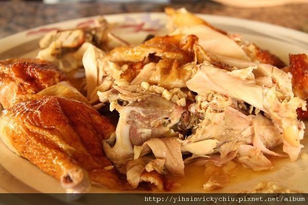 台南左鎮美食︱土雞料理︱平埔族悶燒雞:烏山頭附近的美味山產