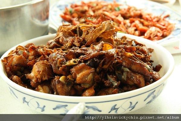 高雄美食︱田寮月球土雞城:吃土雞的好選擇