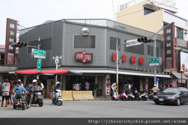 台南安平景點︱私房景點:茉莉巷、延平老街、胭脂巷